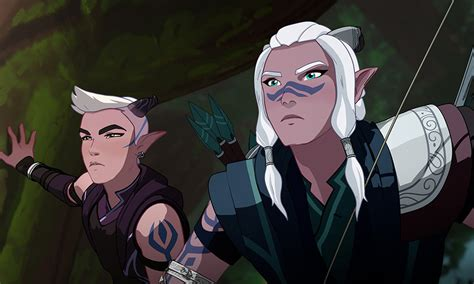 'The Dragon Prince': All About Elves, Dragons and Ancient