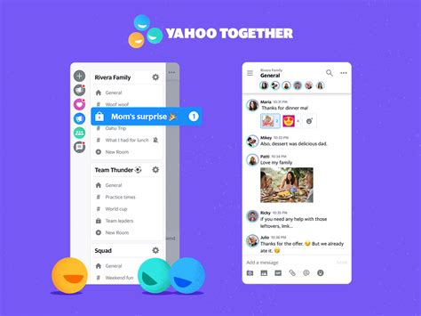 Yahoo launches new messaging app that channels Slack and