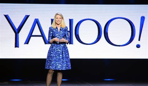 Ex-Yahoo CEO Marissa Mayer is 'looking forward to going