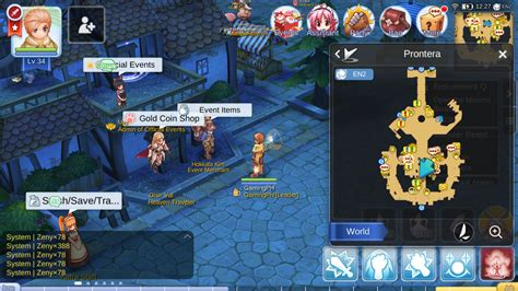 How to Reset Stats and Job Skill Points in Ragnarok M