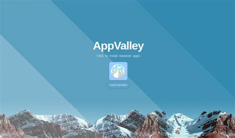DOWNLOAD LATEST AppValley IOS App Store ~ DocSquiffy